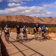 Biking The High Atlas to The Sahara in Morocco with BikeHike Adventures