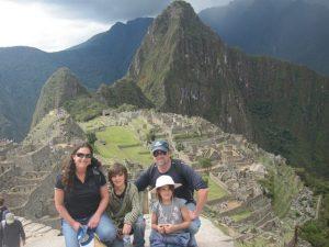 Peru and Machu Picchu for families and kids