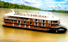 Anakonda Amazon Cruises with Surtrek Tour Operator - Adventure Travel Photos
