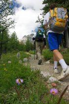 Backcountry hike sm