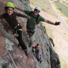 Rock Climbing - Adventure Travel Photos