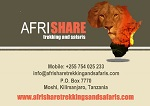 Afrishare Trekking & Safaris LTD