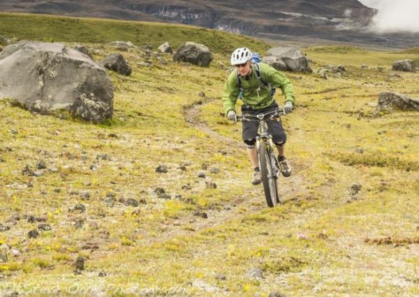 Cotopaxi Mountain Biking