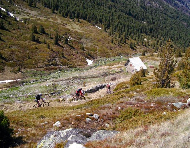 Macedonia national parks biking