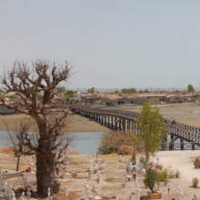 Visit a Village on an Island Made of Shells - Adventure Travel Videos