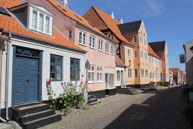 Denmark bike tour