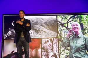 G Adventures founder Bruce Poon Tip announces Jane Goodall Collection 9-27 Toronto