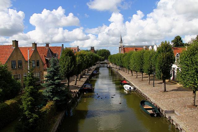 Netherlands bike tour