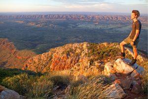REI Adventures Australia Outback Hiking