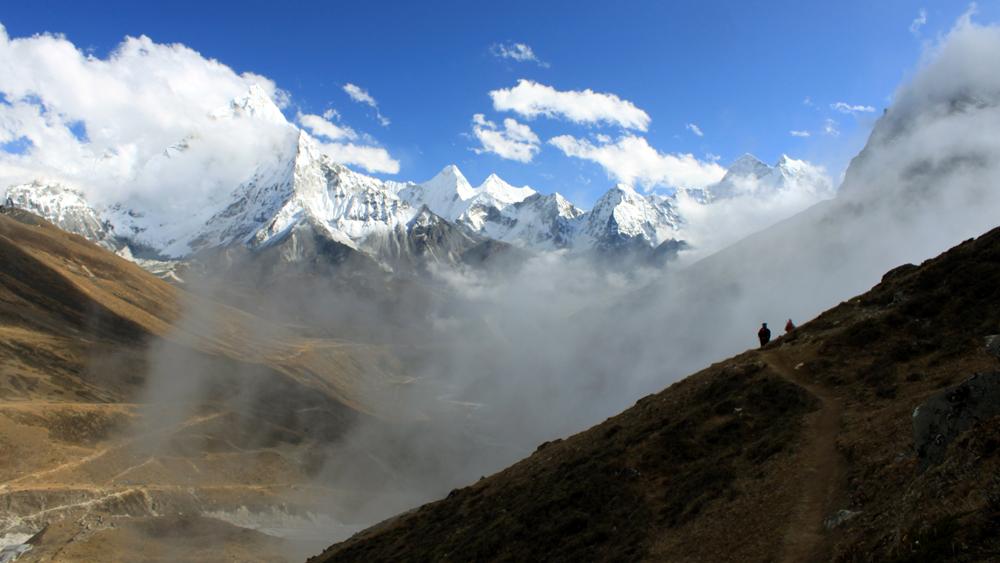 Everest Trek, Everest high passes trek, Everest 3 pass trek
