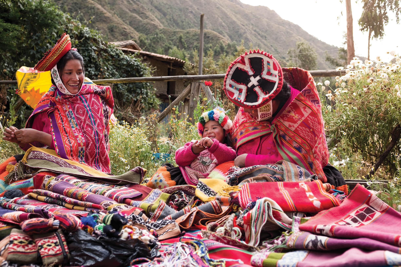 Huilloc Village Peru
