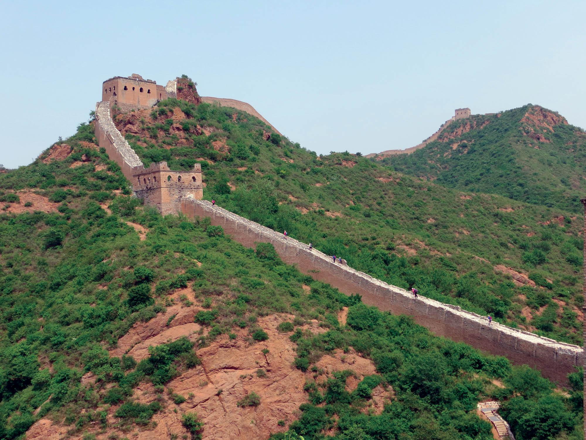 Great Wall Trek China
