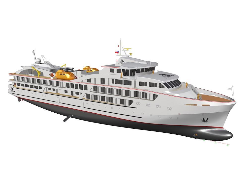 MV Magellan Explorer