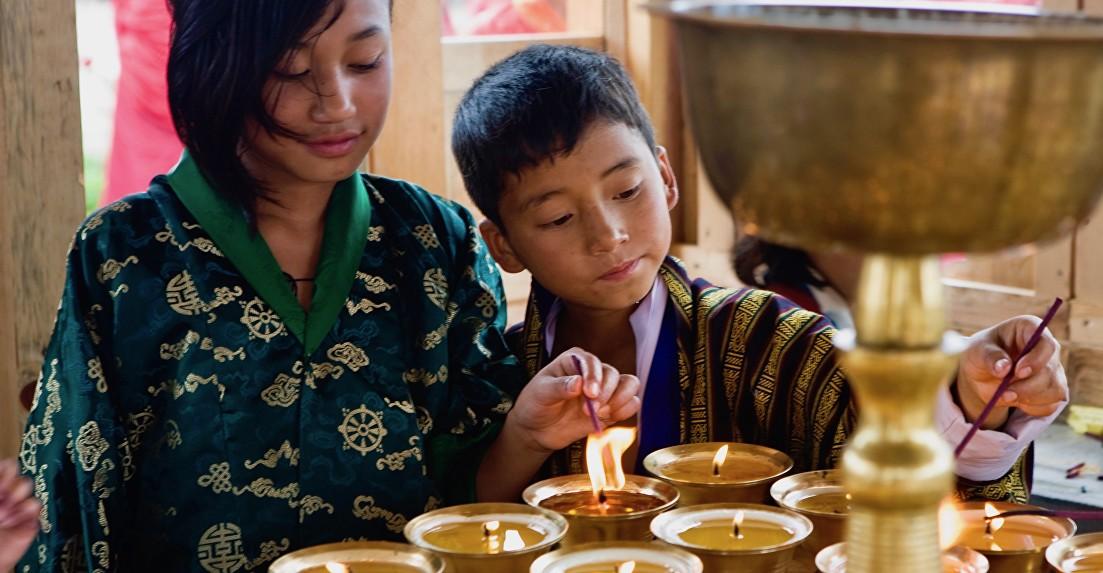 Bhutan Family Vacations