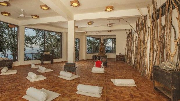 Meditation Room-Dwarikas Dhulikel Resort