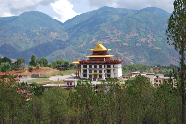 Stay at a Buddhist Monastery in Nepal