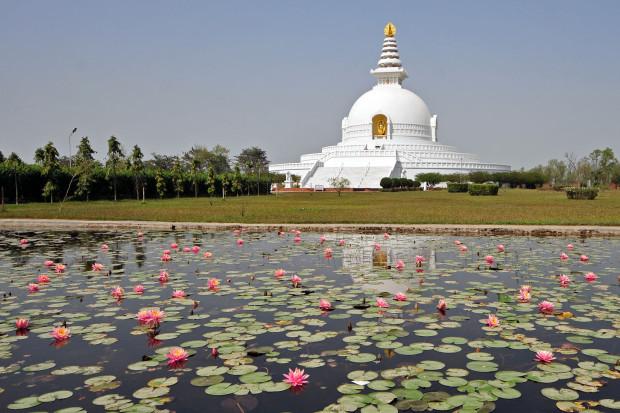 Lumbini-birth place of Buddha