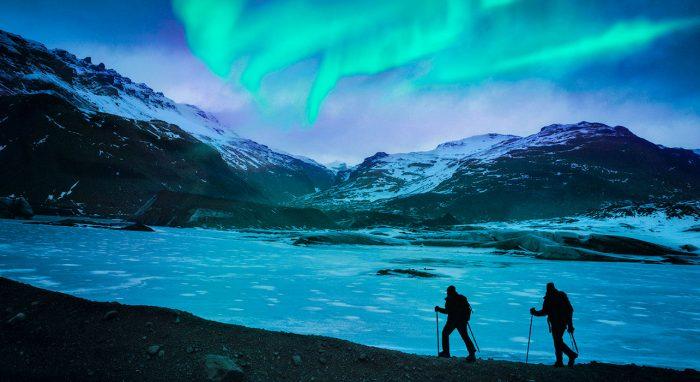 Northern Lights Iceland Wilderness Travel