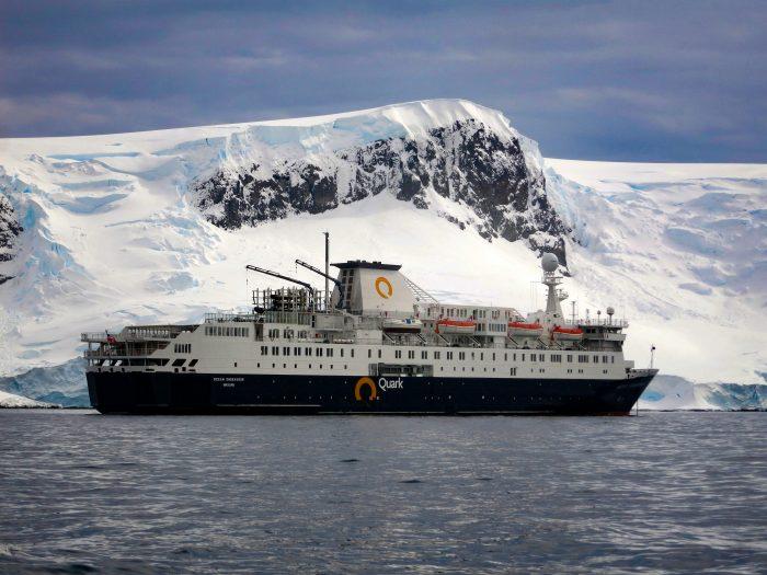 AdventureSmith Explorations Ship