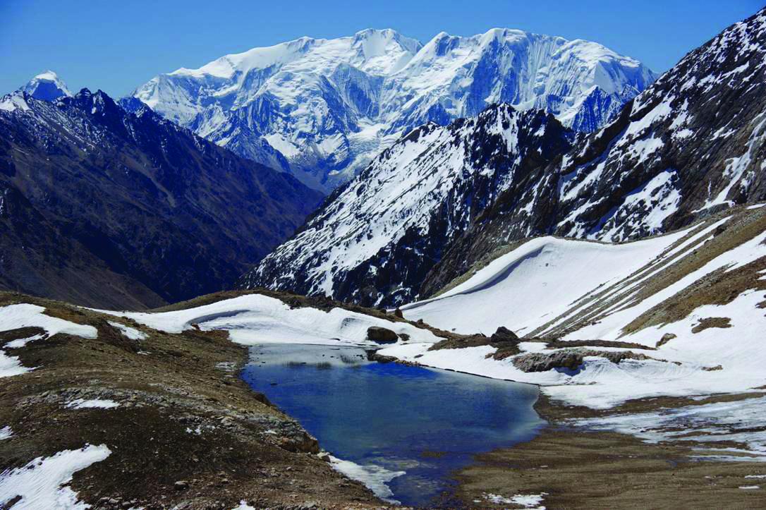 Western Nepal Landscape