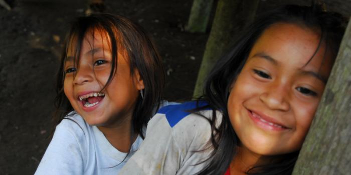 Amazon Kids, Ecuador