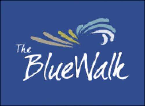 The Blue Walk